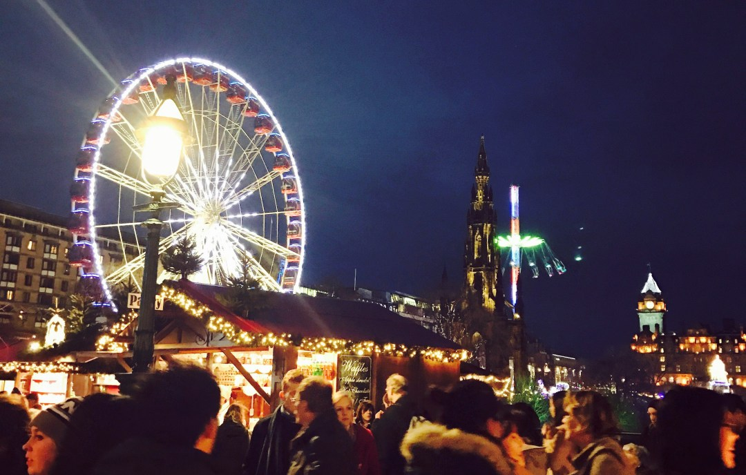 Edinburgh Winter Wonderland