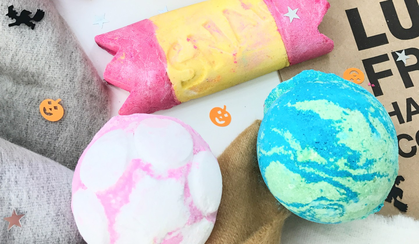 Lush Halloween & Christmas Treats