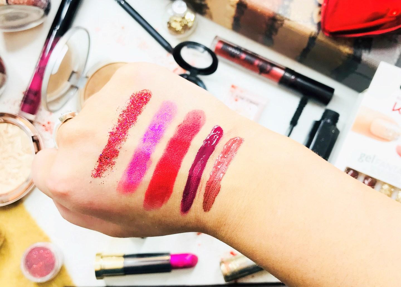 Festive Makeup Picks