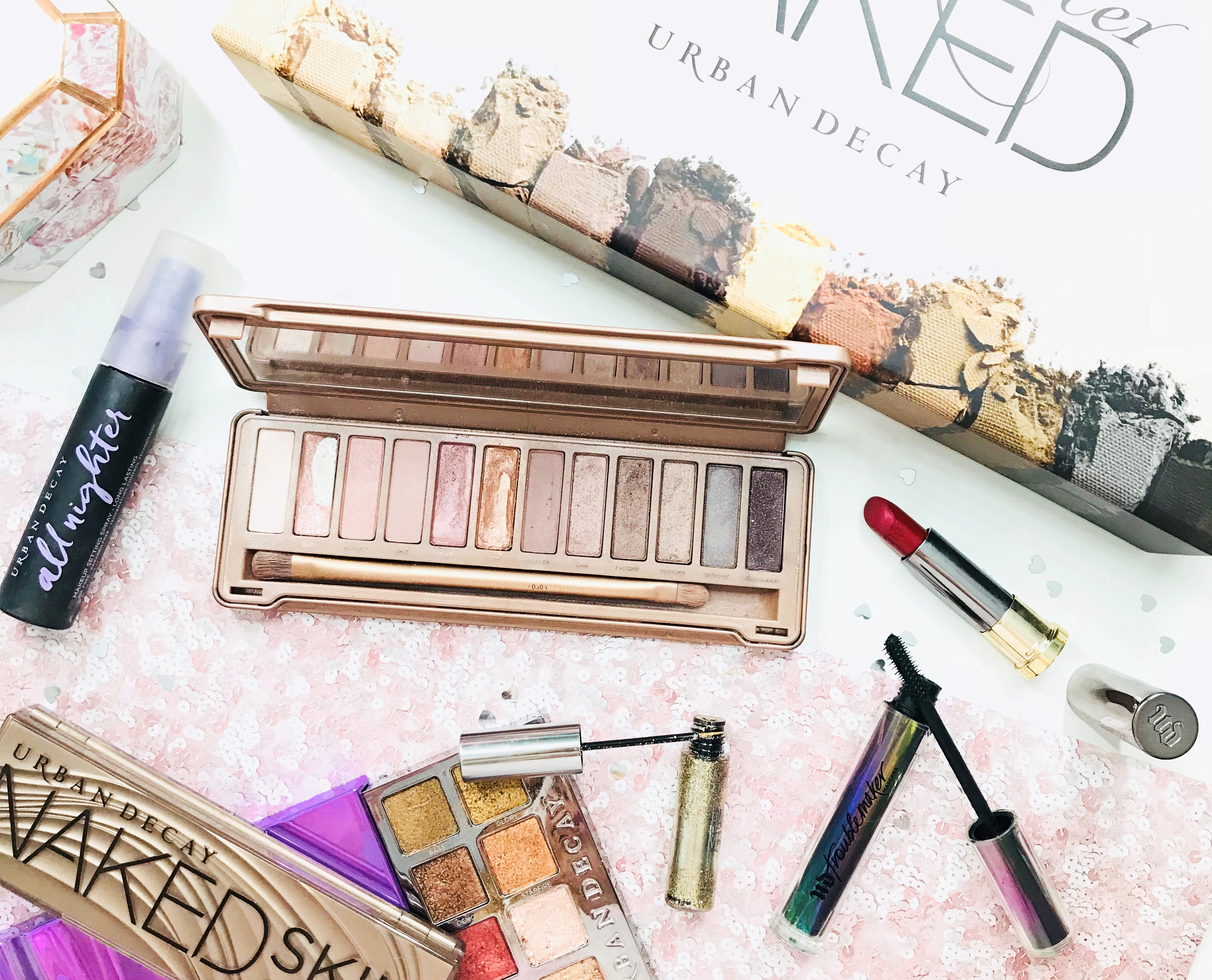Urban Decay | Top 5 Faves