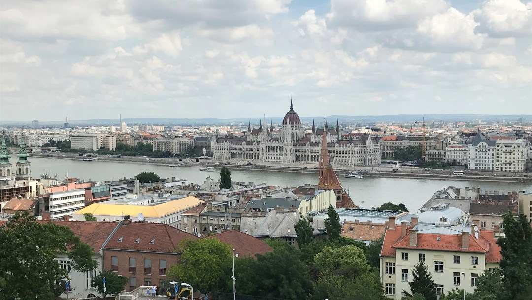house of parliament budapest