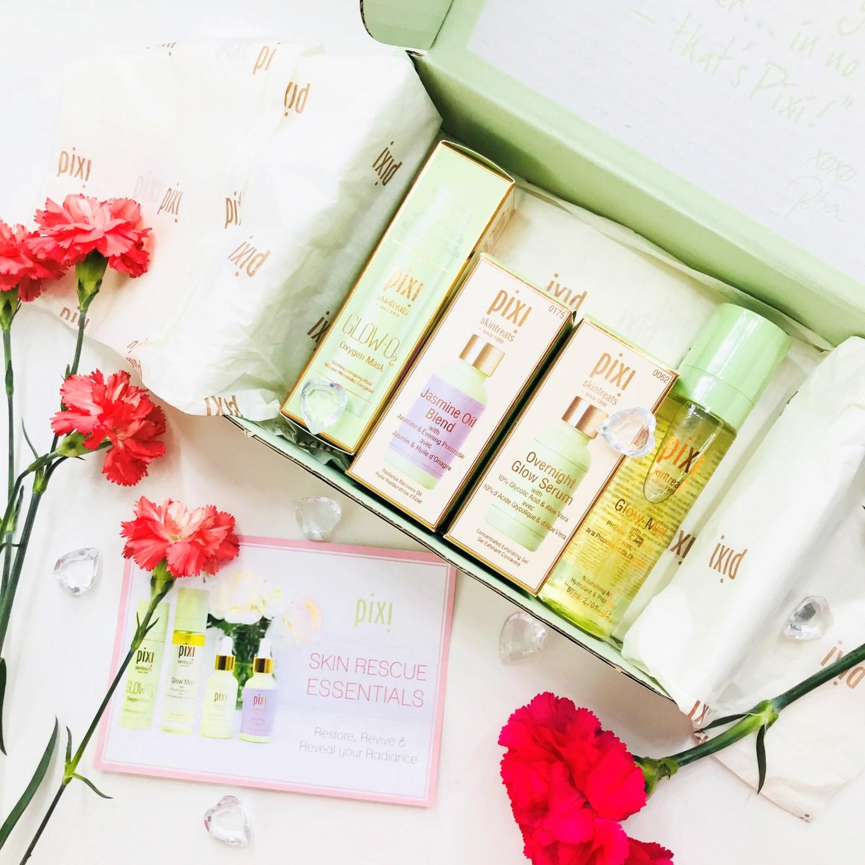 Pixi Beauty Skin Treats blog