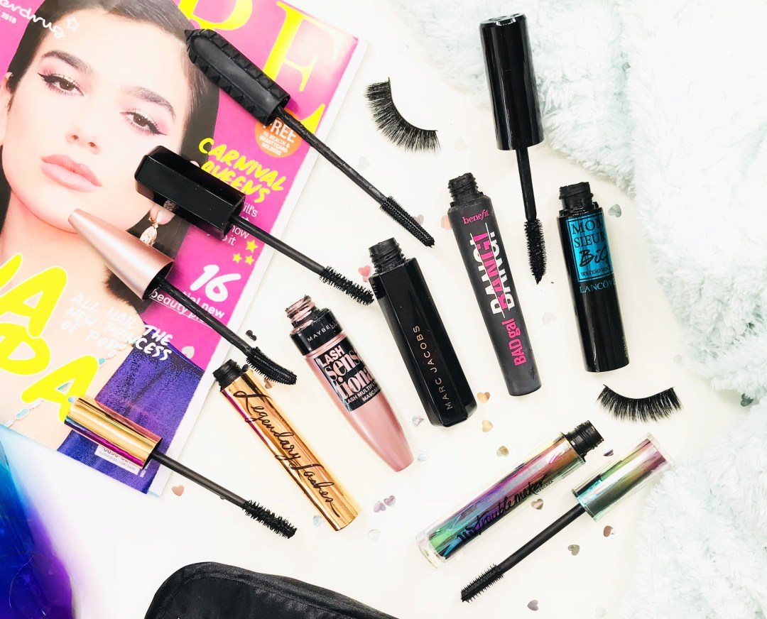 My Favourite Mascaras