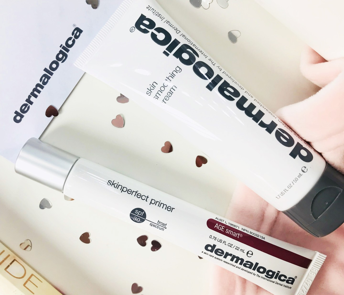Testing Out Dermalogica Skincare