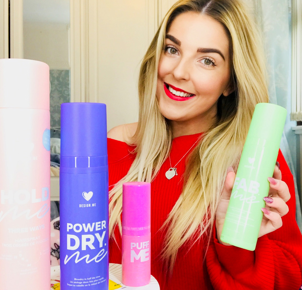 Revamp your haircare routine with Design.Me