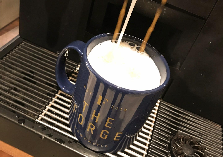 drinks machine forge newcastle