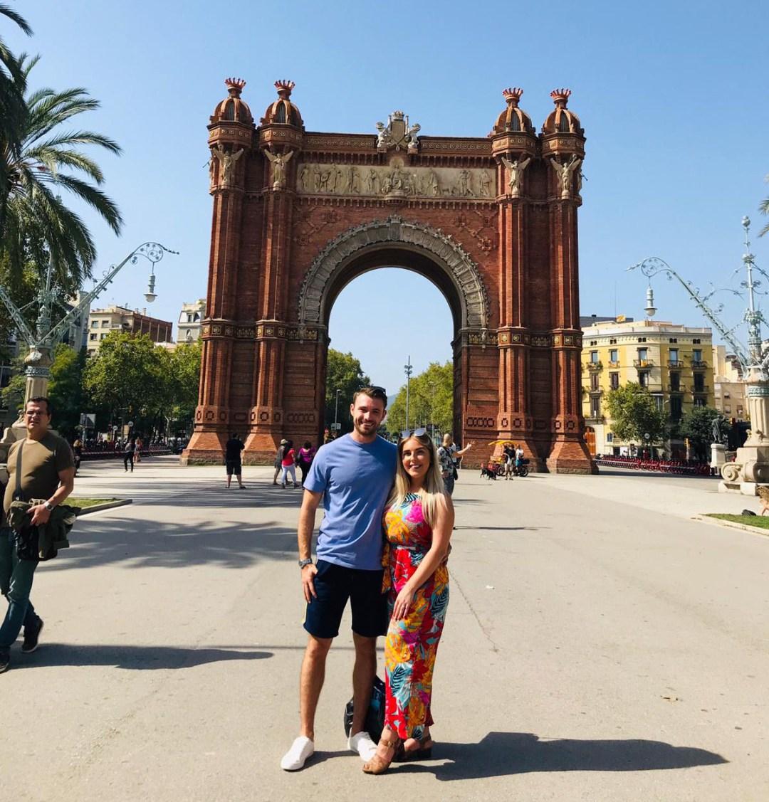 A weekend in Barcelona