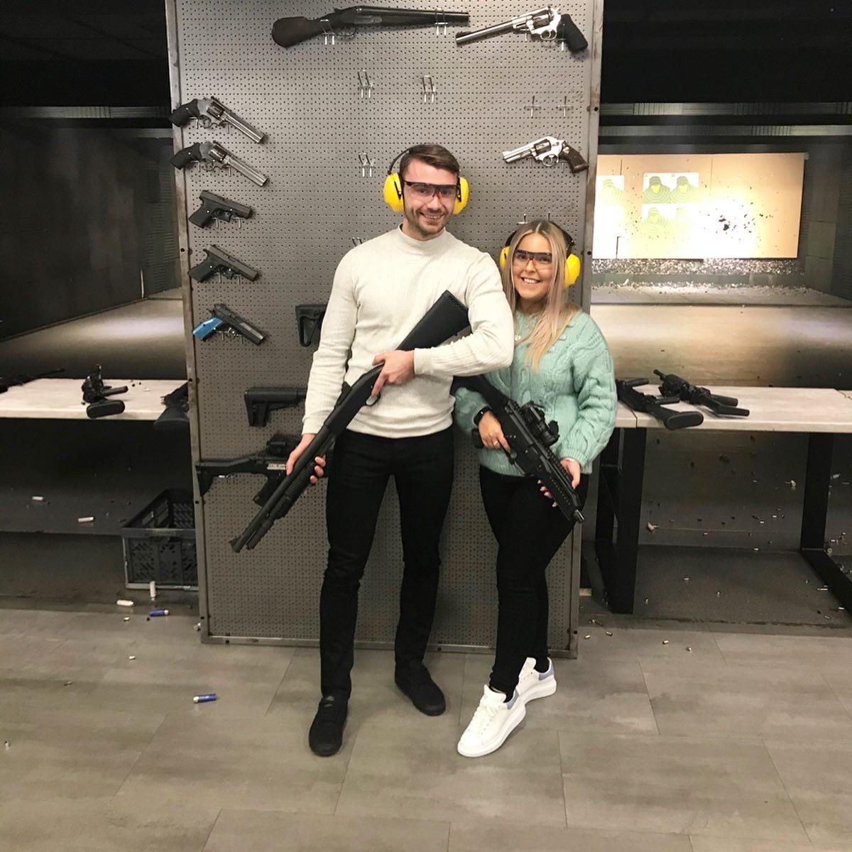 cracow shooting range