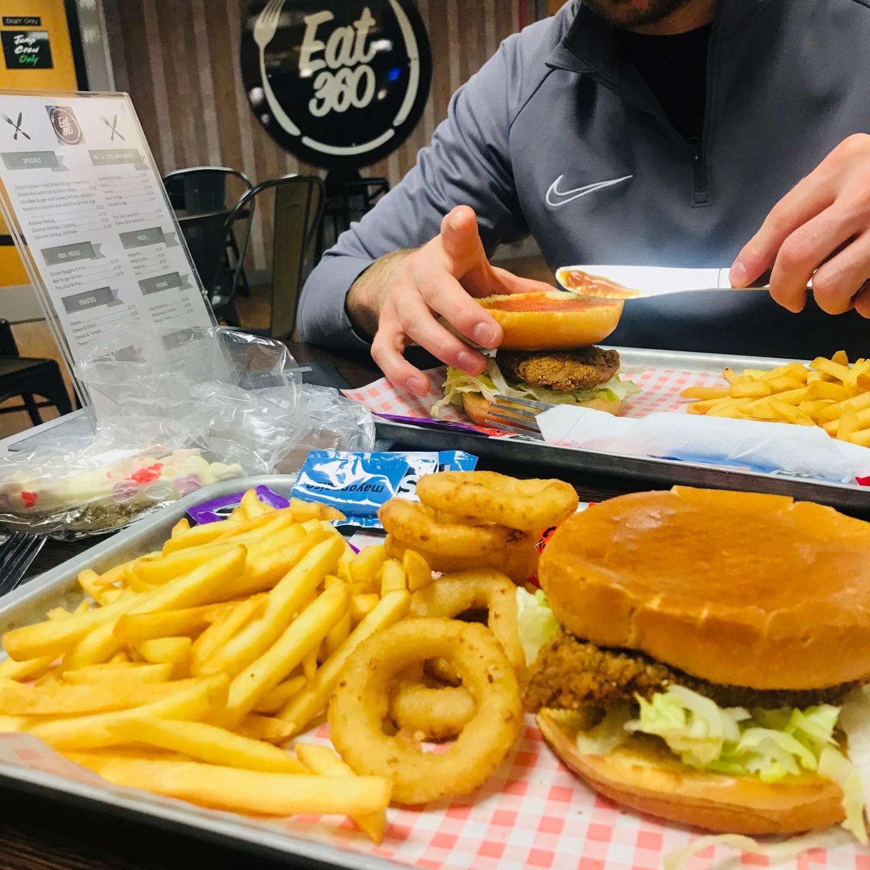food at eat 360
