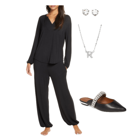 Relaxed Coordinated Loungewear