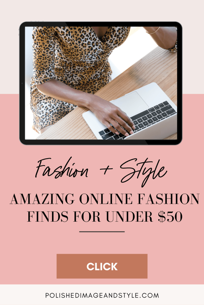 Fashion + Style | Amazing Online Fashion Finds for Under $50
