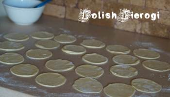 How to make Polish Pierogi
