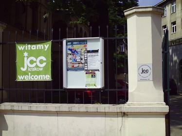 Jewish community center Cracow Poland