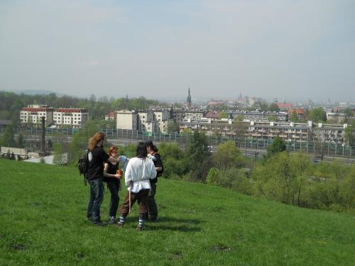 Krakow hill