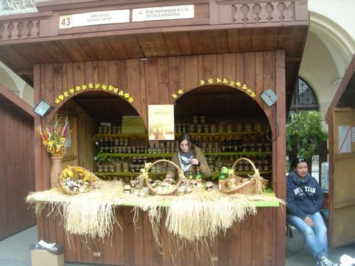 market Krakow shop