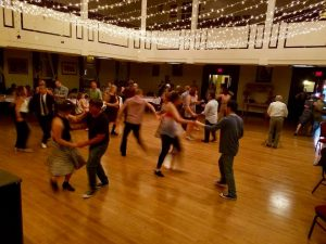 Hartford Underground Swing Dancing at the Polish National Home of Hartford