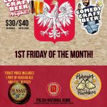 Pierogi and Punchlines Comedy Craft Beer
