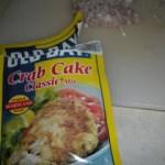 (tjs3?) Crab Cakes