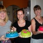 Cake Decorating at Sweet Surrender