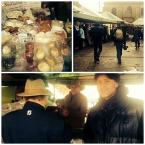 organic market, poznan,