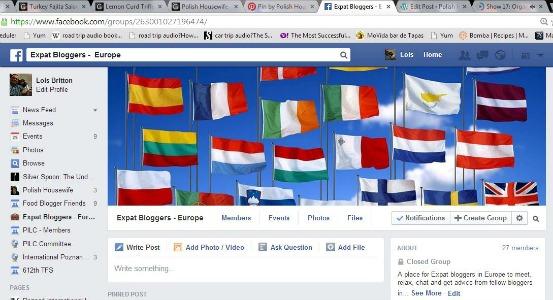 facebook group expats