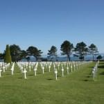 Omaha Beach, Normandy, France (Cote de Nacre)