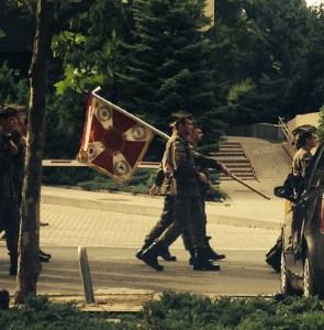 warsaw uprising ceremony poznan
