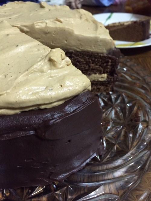 Rose Levy Beranbaum's Chocolate Cuddle Cake