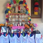 A Day of the Dead Ofrenda