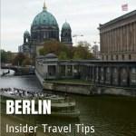 My First eBook, Berlin Insider Travel Tips
