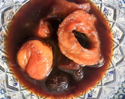 So easy to make! Dried Fruit Kompot orKompot z Suszonych Owocow serve this Polish classic as is, or with oatmeal or yogurt, or even with pasta!