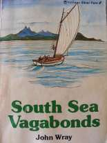 image of the book cover of south sea vagabonds by john wray