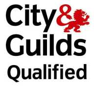 image of the city and guilds qualified logo