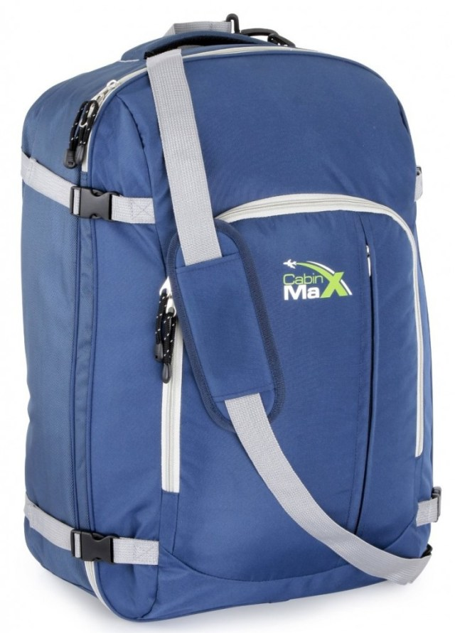 b19b5ec04e82 Cabin Max Carry On Maximum Allowance Easy Pack 44l backpack suitcase