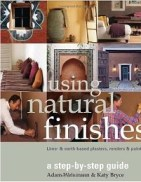 A step by step guide to using natural finishes in your old house