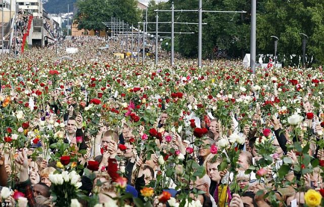 Norway after the events of the 22nd of July 2011