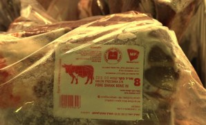 Photo from JTA; Kosher meat story