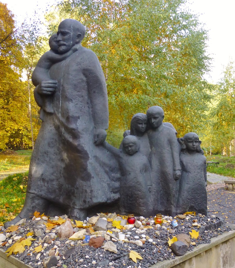 photo of Memorial to Janusz Korczak