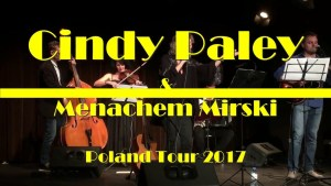 Cindy Paley Tour 2017