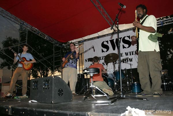 Koncert - Juwenalia Chicago 2008