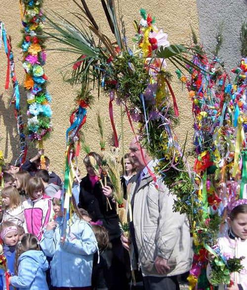 Swiecenie Palm