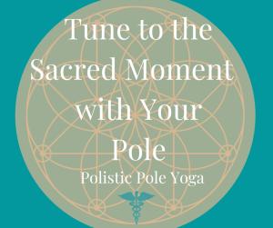 Pole Yoga