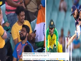 A Indian Guy Praposed His Australian Girlfriend During Ind Vs Aus Match At Sydney