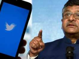 ट्विटर ने रविशंकर प्रसाद का अकाउंट 1 घंटे तक रखा बंद, अमेरिकी नियमों का हवाला