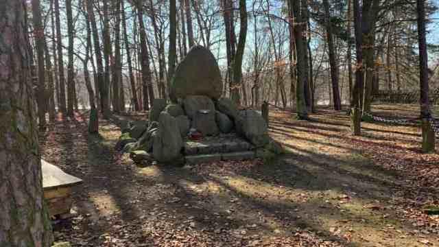 Denkmal und Gedenkstein in Hermsdorf