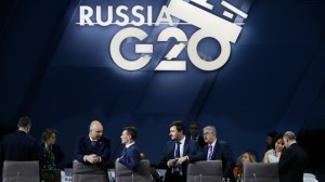 G20 - Moscow, Russia
