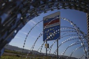 Slovenia To Build Border Fence With Croatia Amid Refugee Crisis