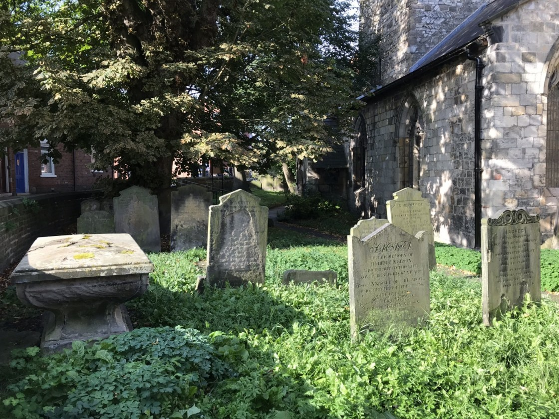 Tombstones and Sunshine