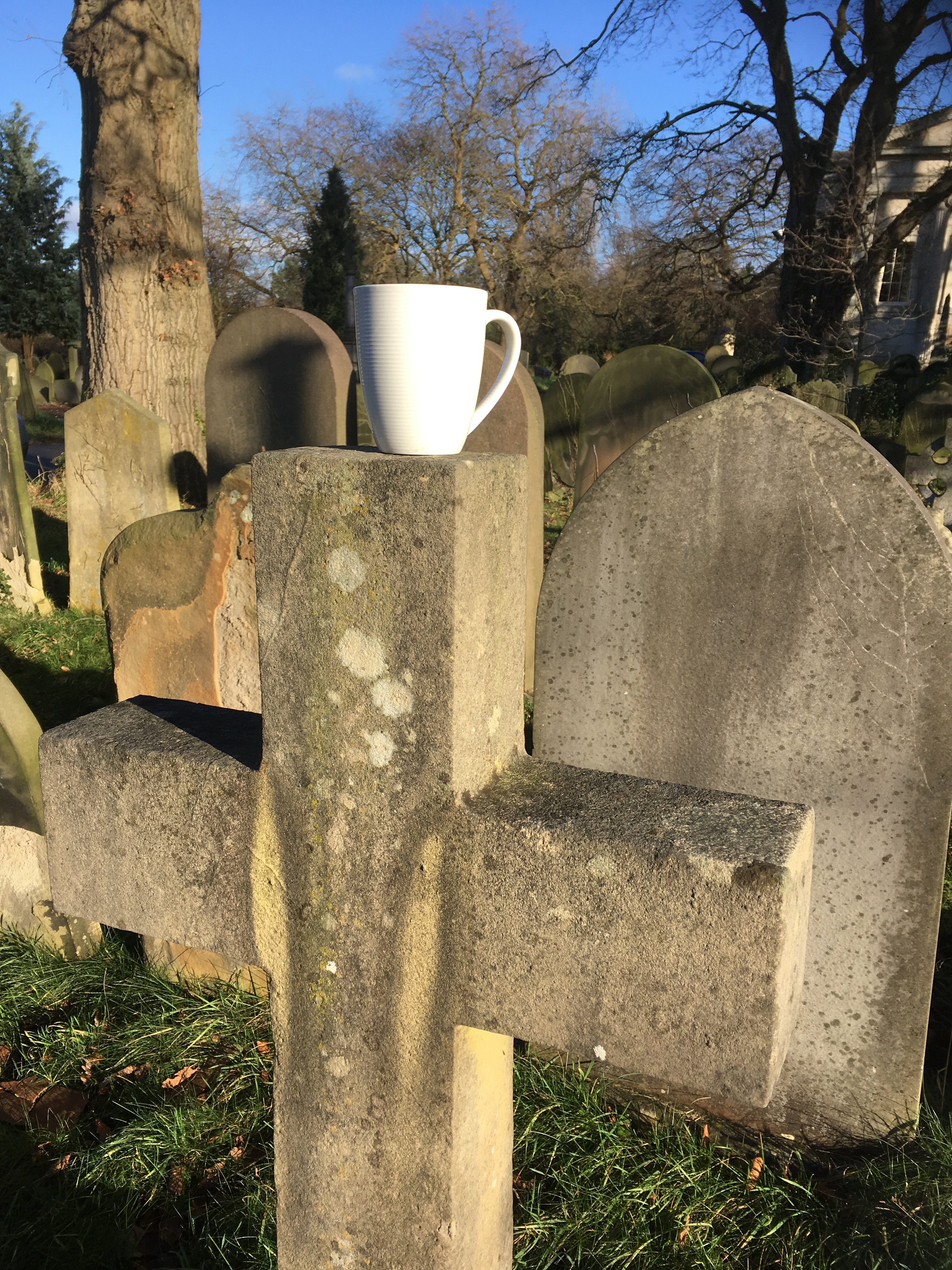 Tee and Tombstones