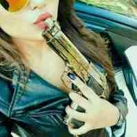 attitude girl whatsapp dp